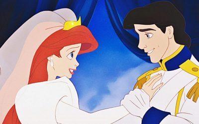 A PEQUENA SEREIA | Live-action encontra seu Príncipe Eric!