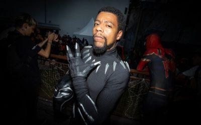 CCXP | Wellington Silva é convidado para o Cosplay Universe!