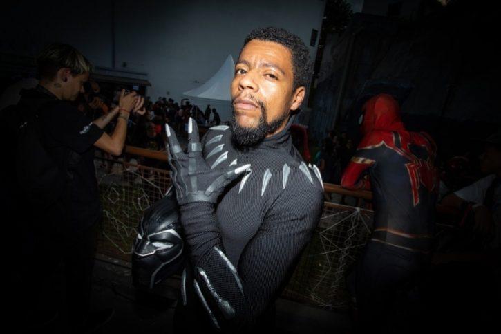 CCXP   Wellington Silva é convidado para o Cosplay Universe!