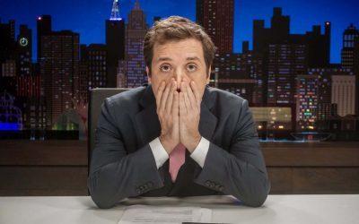 GREG NEWS | HBO anuncia 4ª temporada com Gregório Duvivier!