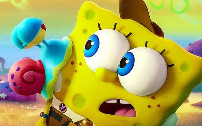 THE SPONGEBOB MOVIE | Keanu Reeves aparece no trailer do filme!
