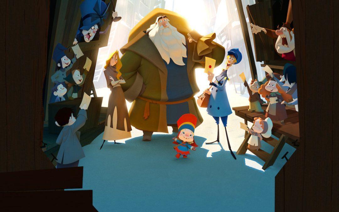 KLAUS   Animação natalina da Netflix prega a gentileza nos pequenos atos!