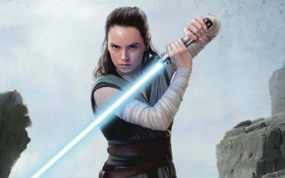 STAR WARS | Nova imagem traz Rey em destaque no filme!