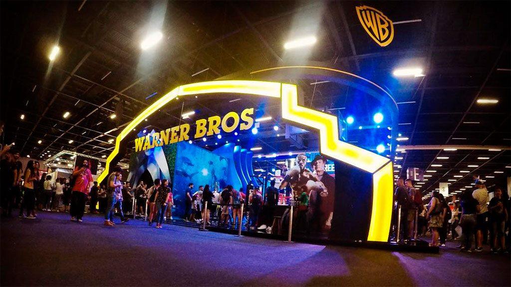 CCXP   O que a Warner está preparando para os fãs?