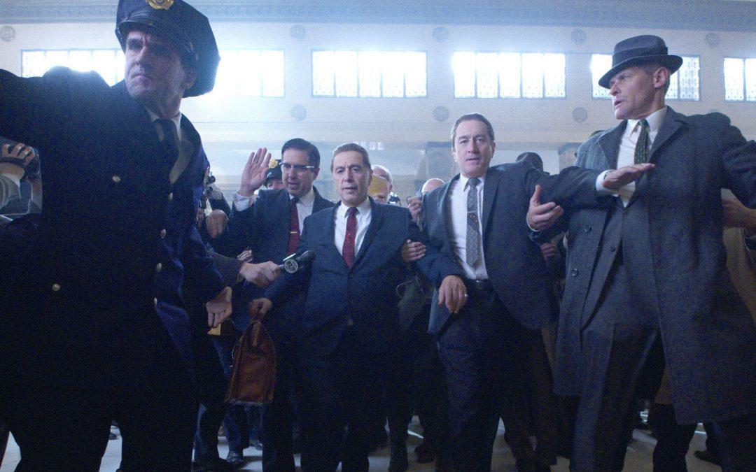 O IRLANDÊS | Scorsese dá aula de cinema na Netflix!