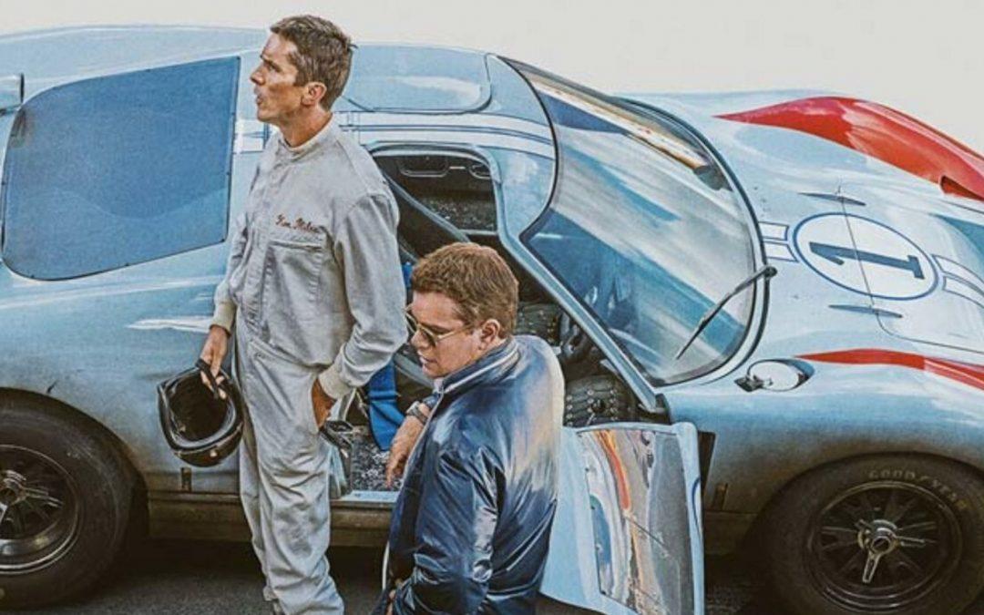 FORD VS FERRARI | Um dos melhores filmes do ano!