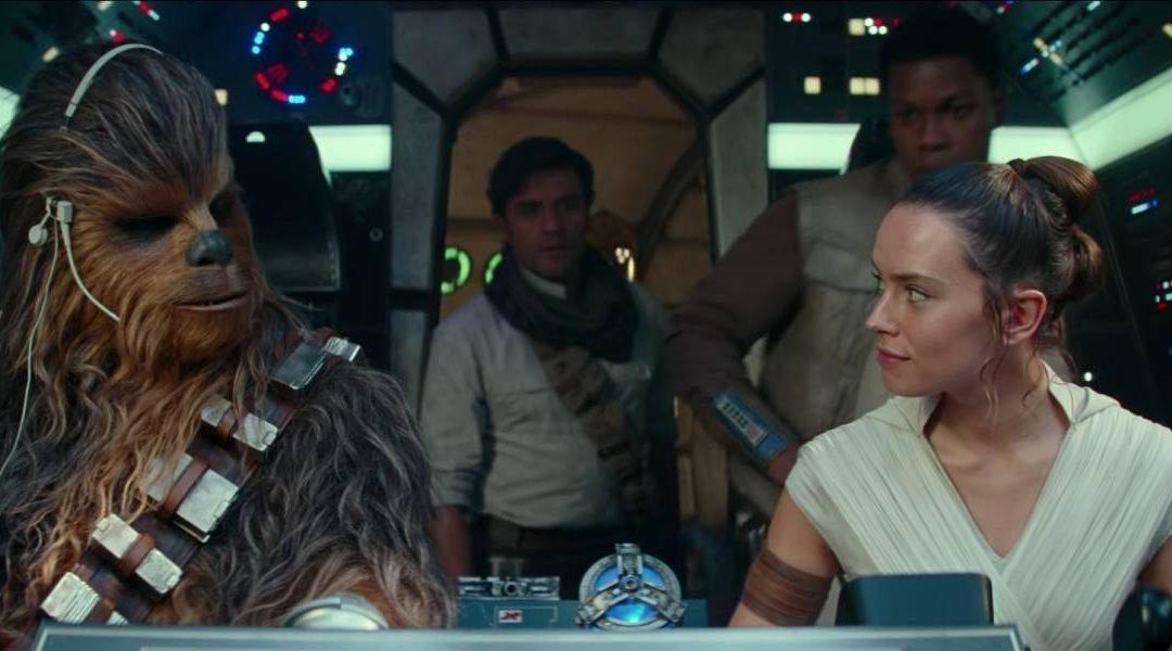 STAR WARS A ASCENSÃO SKYWALKER | Novo trailer internacional mostra os Sith Troopers!