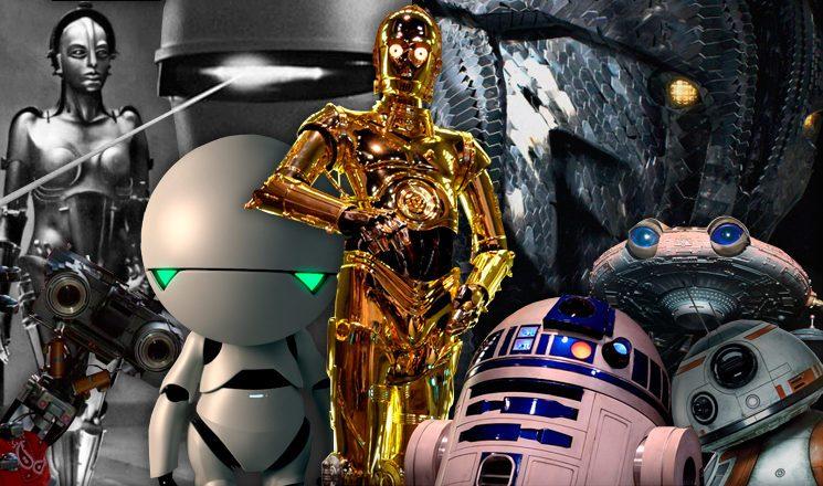 Os Robôs do Cinema | Robôs, viagens no tempo, distopias e caos!
