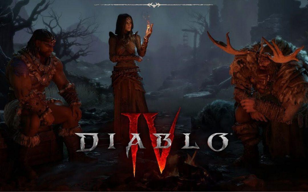 DIABLO IV | Blizzard anuncia lançamento do jogo!