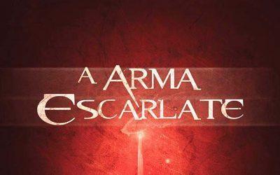 A ARMA ESCARLATE | A história do mundo mágico brasileiro!