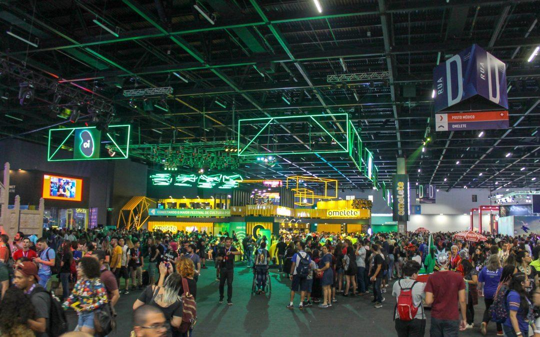 CCXP | Facebook criará espaço para todos os fãs no evento!