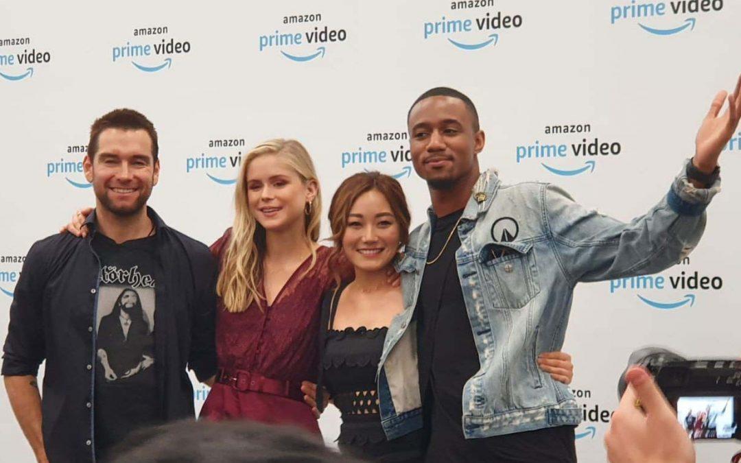 CCXP 2019   As séries da Amazon Prime, Globoplay, MSP e Cartoon Network foram o destaque do segundo dia de evento!