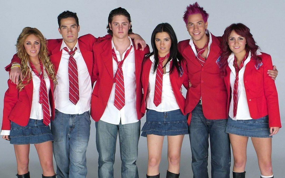 RBD | Grupo musical se se reencontra após 11 anos!