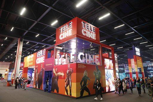CCXP   Telecine faz sucesso em seu primeiro ano com estande no evento!