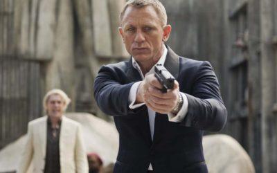 007 | Filme ganha pôsteres individuais dos personagens!