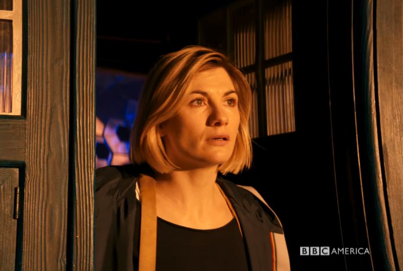 DOCTOR WHO   12ª temporada ganha trailer e data de estreia!