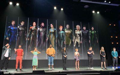 OS ETERNOS | Disney divulga sinopse oficial do longa!