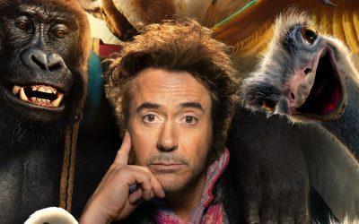 DOLITTLE | Confira o novo trailer do filme de Robert Downey Jr. !