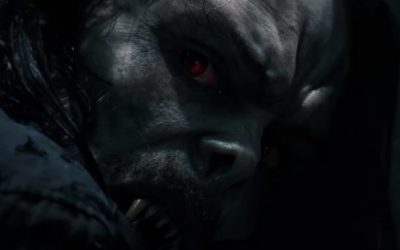 MORBIUS | Assista o primeiro trailer do longa!