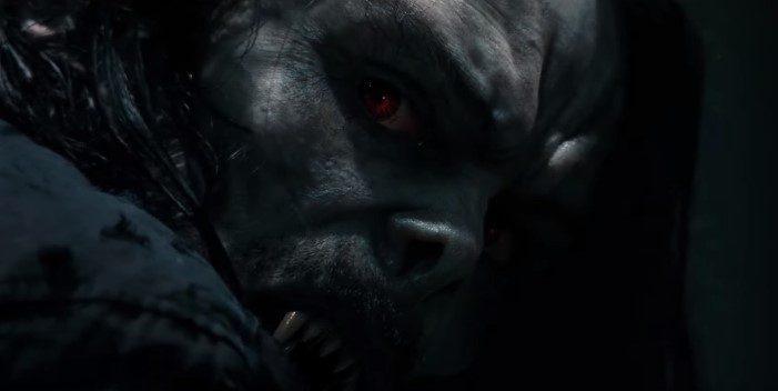 MORBIUS   Assista o primeiro trailer do longa!