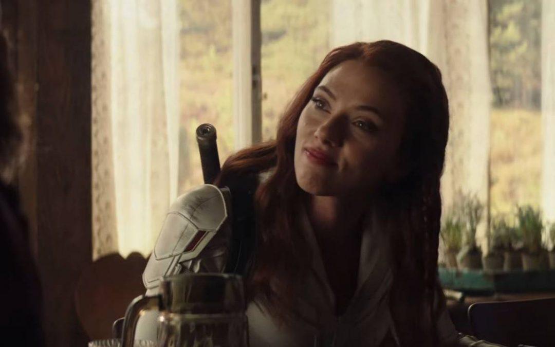 VIÚVA NEGRA | Filme solo da heroína ganha novo teaser, confira!