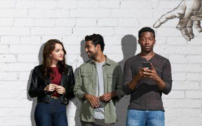 DEUS ME ADICIONOU | Warner exibe primeira temporada da série!