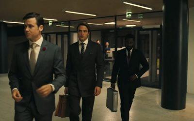 TENET | Robert Pattinson aparece em imagem inédita!