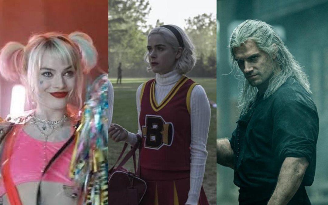 PLANTÃO NERD | The Witcher, Sabrina, aves de Rapina e muito mais!