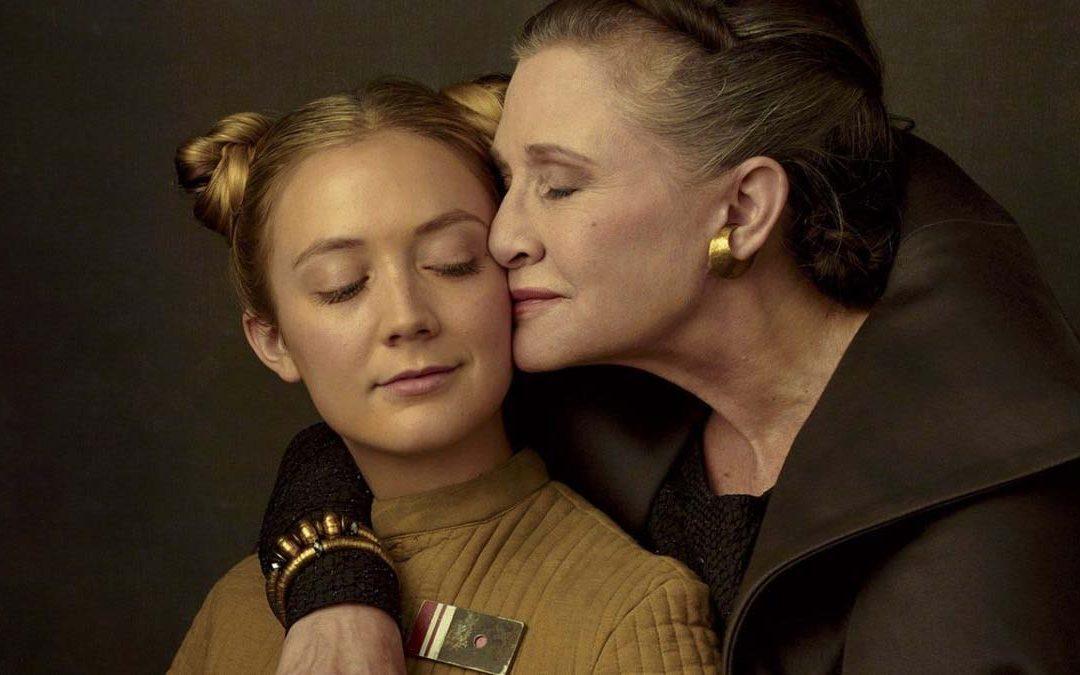 STAR WARS | Billie Lourd interpretou Leia em A Ascensão de Skywalker!