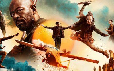 FEAR THE WALKING DEAD | Série retorna em 2020 a AMC!