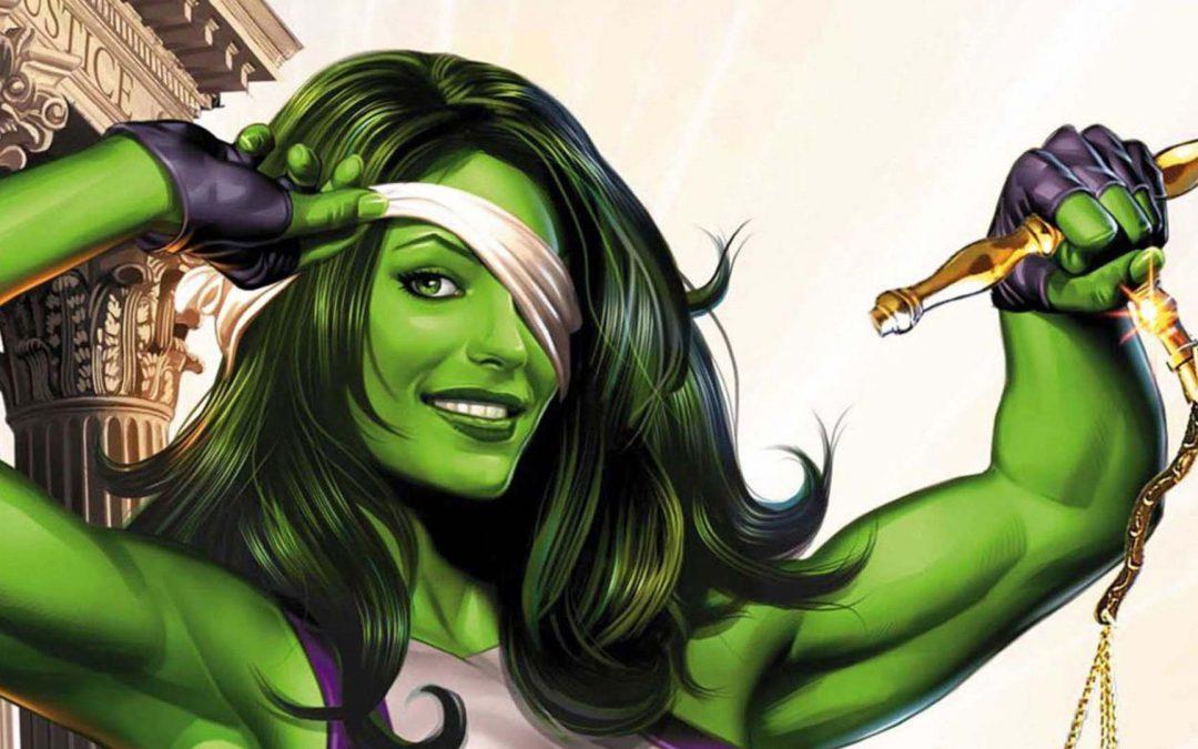 SHE-HULK | Série da Marvel anuncia início das filmagens!
