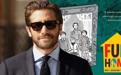 FUN HOME | Jake Gyllenhaal vai estrelar e produzir adaptação da peça!
