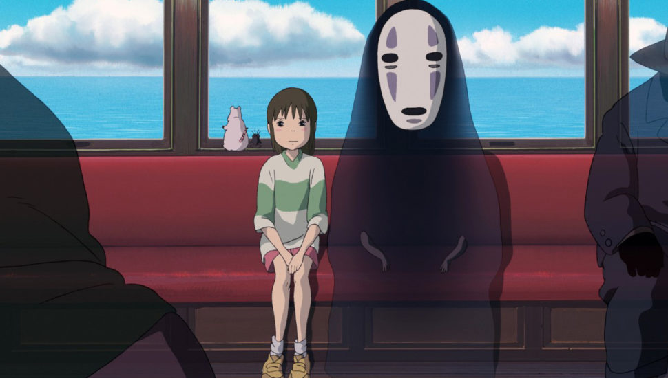 STUDIO GHIBLI |NETFLIX disponibilizará 21 filmes do estúdio!