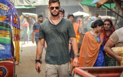 RESGATE | Original Netflix com Chris Hemsworth tem imagens divulgadas!