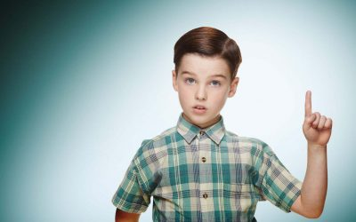 YOUNG SHELDON | Novo episódio chega ao Warner Channel domingo!