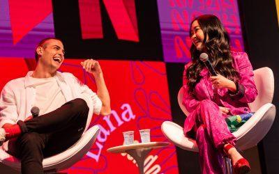 PARA TODOS OS GAROTOS | Lana e Noah falam português em novo vídeo!