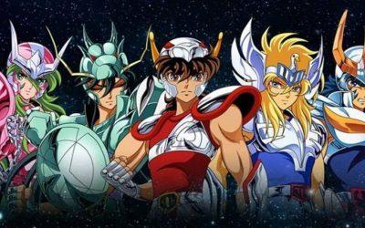 CAVALEIROS DO ZODÍACO | A ordem cronológica dos animes!