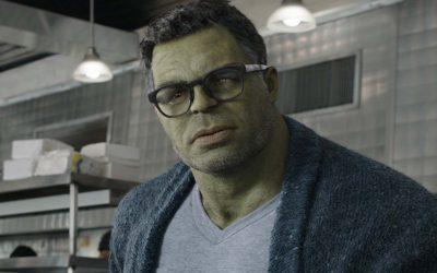 PROFESSOR HULK | Mark Ruffalo quer um filme do personagem!