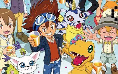 DIGIMON | Dublador de Goku se junta ao novo anime!