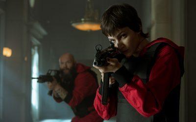 LA CASA DE PAPEL | Netflix divulga playlist oficial da série!