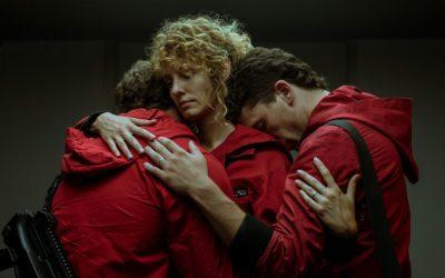 LA CASA DE PAPEL   Diretor compartilha imagens dos bastidores da série!