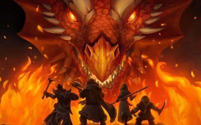 DUNGEONS AND DRAGONS | Galápagos Jogos lança livro!