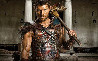STARZPLAY | Spartacus e muito mais chega ao catálogo esse mês!