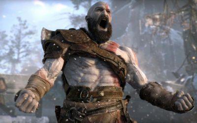 GOD OF WAR | Kratos retorna em nova HQ do game!