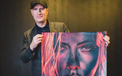 VIÚVA NEGRA | Kevin Feige fala sobre o passado de Natasha!
