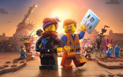 UNIVERSAL PICTURES | Estúdio fecha parceria de 5 anos com a Lego!