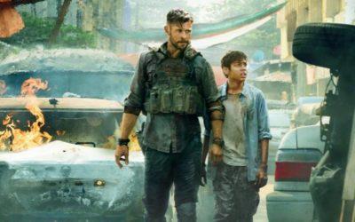 RESGATE | Netflix divulga trecho inédito com David Harbour e Chris Hemsworth!