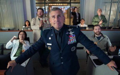 SPACE FORCE | Nova série de comédia da Netflix adiciona Lisa Kudrow ao elenco!