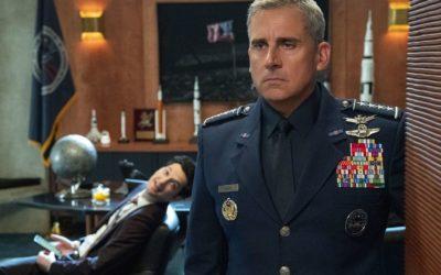 SPACE FORCE | Comédia original Netflix tem suas primeiras imagens divulgadas!