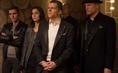 TRUQUE DE MESTRE 3 | Filme terá Eric Warren Singer como roteirista!